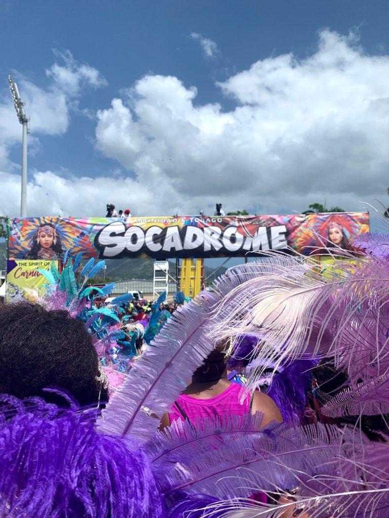 Socadrome, Trinidad Carnival 2020, bliss chic carnival, tribe carnival